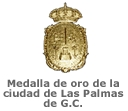 Medalla de oro de la ciudad de las Palmas de Gran Canaria