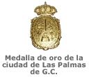 Medalla de oro de la ciudad de las Palmas de Gran Canaria