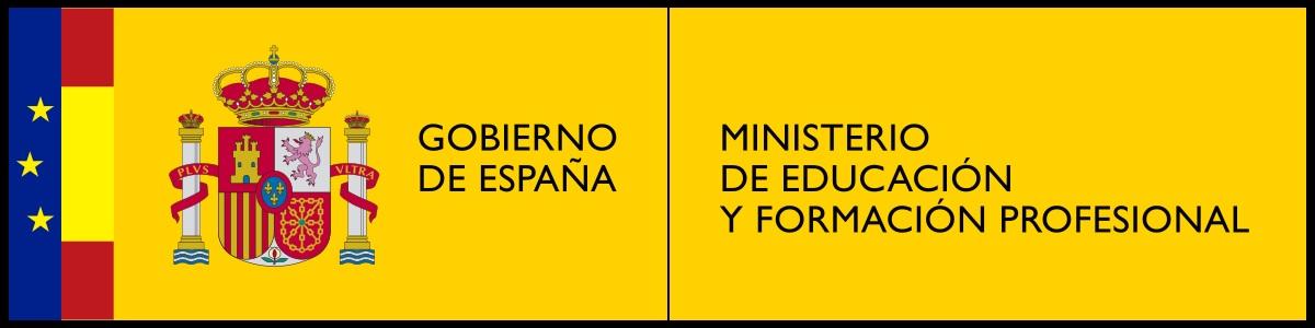 Logo Ministerio FP